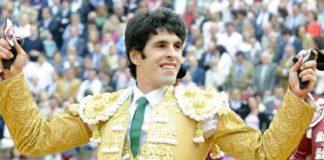 El torero extremeño Alejandro Talavante. (FOTO: Matito)