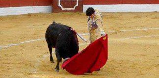 Talavante en Yecla. (FOTO: Tendidodesol.com)