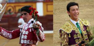 Rafael Cerro y Miguel Ángel Silva paseando sus triunfos. (FOTO: Gallardo)