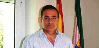 José Ramón Suárez, siempre al lado de Extremadura y España. (FOTO:Antonio Girol)