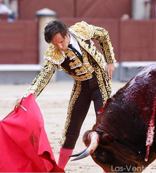 Había que plantarle batalla y estar muy firme. (FOTO:Juan Pelegrín/Las-Ventas.com)
