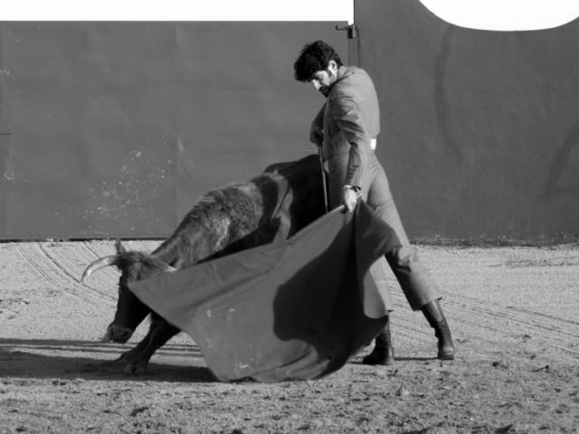 ... y será verdad... será verdad que el toreo es esencia y pasión y valor... y arte y embrujo y color... y será verdad que todo eso lo tienes tú, Alejandro...