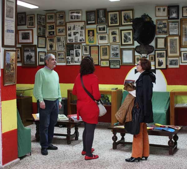 Abierto al público a diario recoge un montón de visitantes anuales.