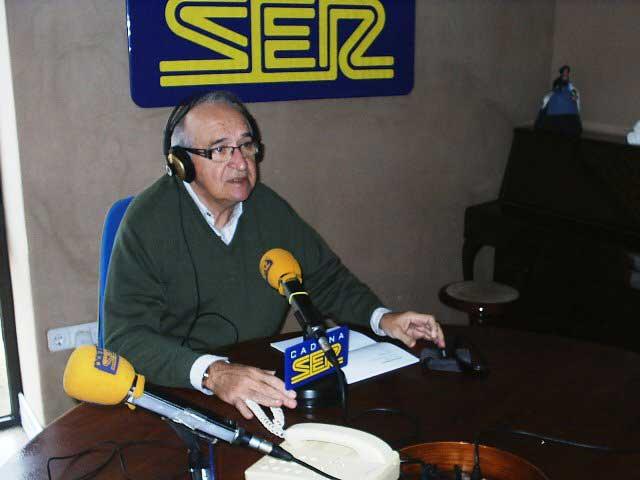 Juan Ángel en acción. (FOTO: FG)