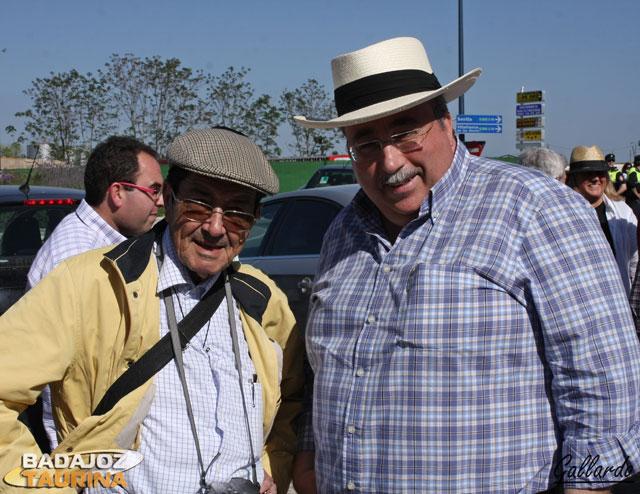 Lo bueno abunda...Fernado Masedo y Fernando Valbuena.