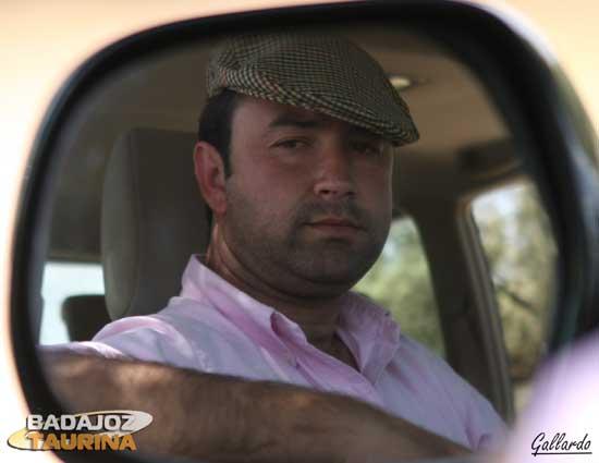 Carlos mira al futuro sin perder de vista al pasado de su apellido. (FOTO:Gallardo)