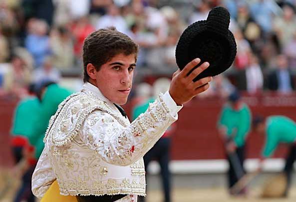 Rafael Cerro. (FOTO:Juan Pelegrín/Las-ventas.com)