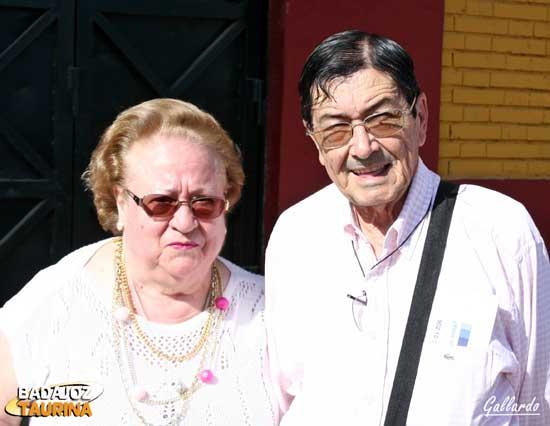 El matrimonio Masedo Pacheco, digno de admiración.
