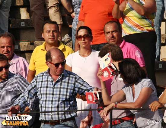 En Valdelacalzada hay grandes aficionados.