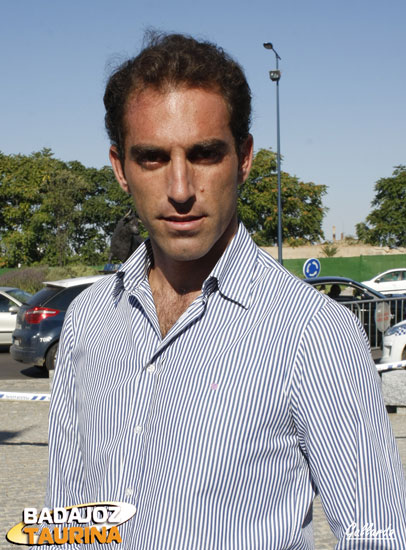 Salvador Cortés acudió a la cita.