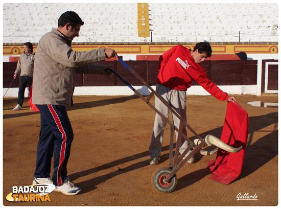 La preparación para el festival ocupa gran parte de las horas del día de Fernando. (FOTO: Gallardo)