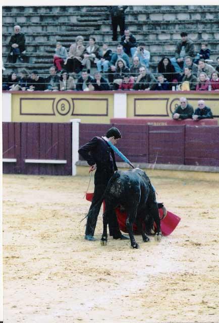 Actuando en Badajoz. (FOTO:Gallardo)
