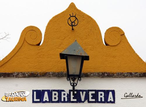 'La Brevera', santo y seña del hierro de Luis Albarrán..