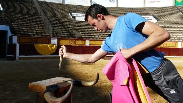 'El Pilo' nuevo tercero en la nómina de toreros pacenses.