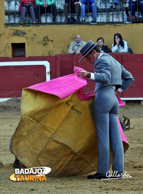 Juan Carrasco, 'El Bache'.