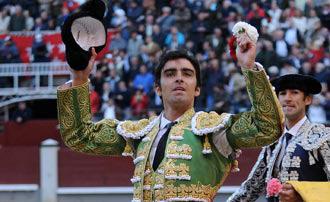 Resultado de imagen de Castella, Perera y Talavante
