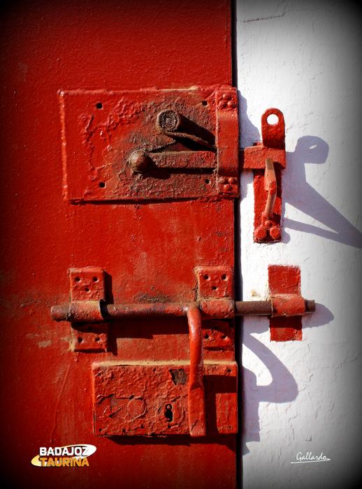 El portón de los sustos