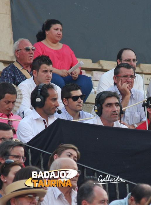 David Casas y Emilio Muñoz acercando Badajoz al mundo