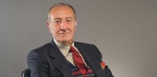 El Dr. Hernández de la Rosa retratado por José Mª Ballester