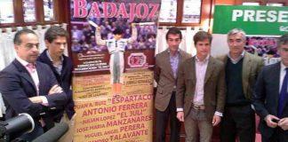 Presentación del festival de Badajoz en homenaje al 'Niño de Leganés'.