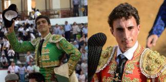 Perera y García Corbacho en imágenes de archivo. (FOTO: Gallardo/Hernández)