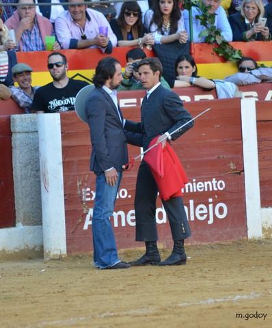 Almendralejo acogió el festival a beneficio de la Unión de Toreros (FOTO: M.Godoy)