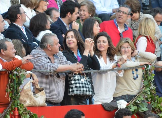 Carmen Martínez Bordiú no se pierde ni los festivales