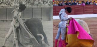 Antonio Gallardo y Ginés Marín, dos fotos hermanas. (FOTO: Arjona/Gallardo)