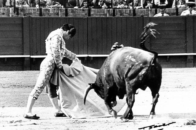 Por lances así Rafael Moreno le bautizó el Curro extremeño
