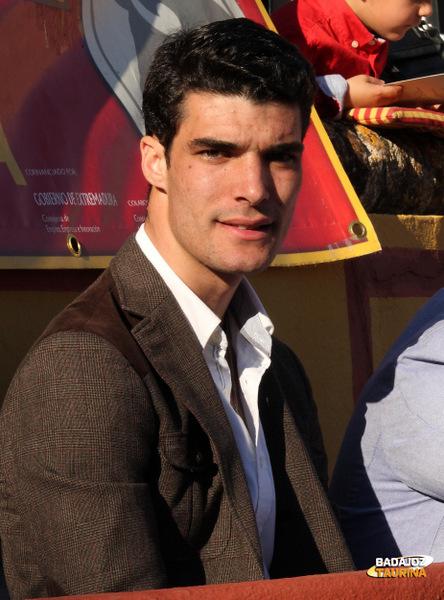 Jesús Díez, novillero que debutará el viernes en Valencia de Alcántara (FOTO: Gallardo)
