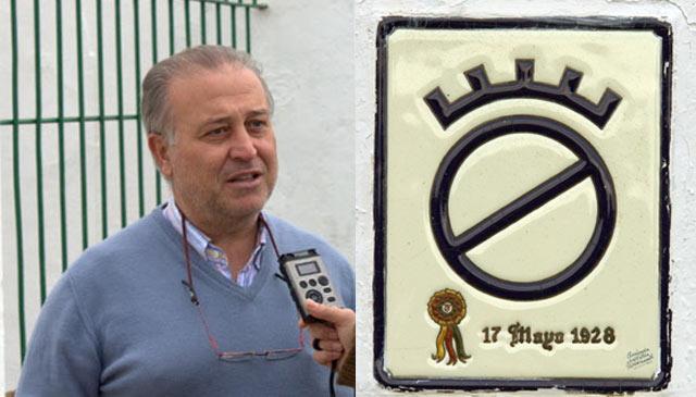 Luis Guillermo López Olea, ganadero de El Conde de la Corte (FOTO: Gallardo)