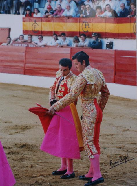 El padrino Ponce cambia sus trastos con los del ahijado