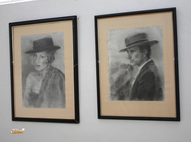 Rocío Jurado y Ortega Cano, presentes en Mérida