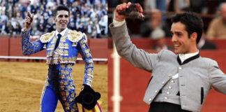 Alejandro Talavante y Miguelín Murillo (FOTO:Toromedia)