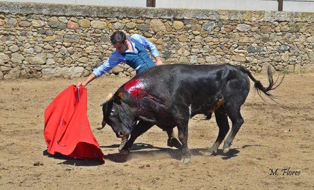 Fernando Flores en Torregrande