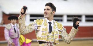 Alejandro Talavante en una imagen de archivo (FOTO: Tauro Agencia)