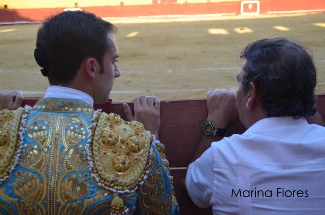 Fernando Flores compartiendo confidencias