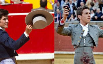 José Garrido y Ginés Marín en imágenes de archivo