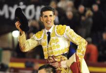 Alejandro Talavante en una imagen de archivo (FOTO: Alberto de Jesús)
