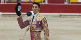 Alejandro Talavante en una imagen de archivo (FOTO: Javier Arroyo)