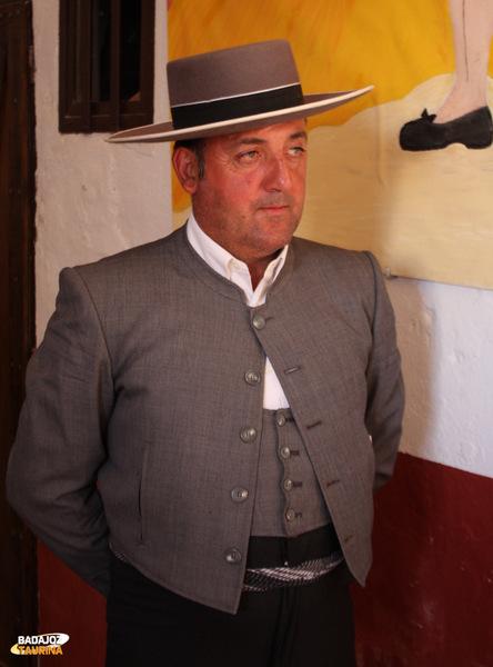 El mayoral Manuel Linares