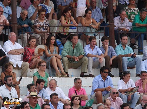 La familia Muñoz pendiente del juego de sus toros