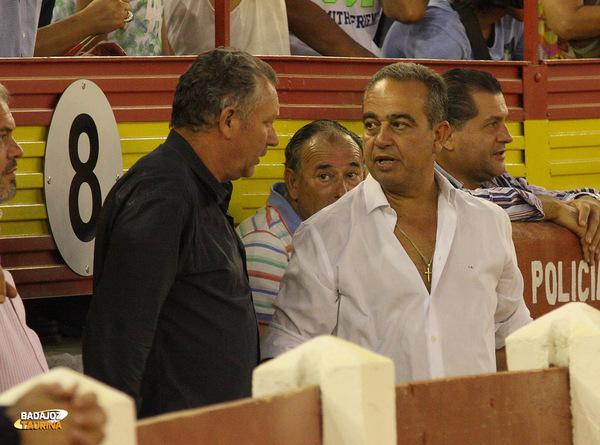 El tándem Vicente Elices - Joaquín Domínguez
