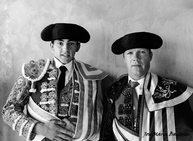 Luis Manuel Terron y 'Lolín', su tercero