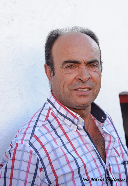 Antonio Morilla, mayoral de Carriquiri