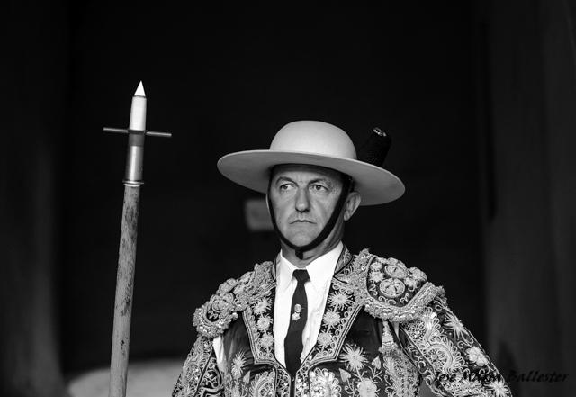 Luis Alberto Parrón protagonista
