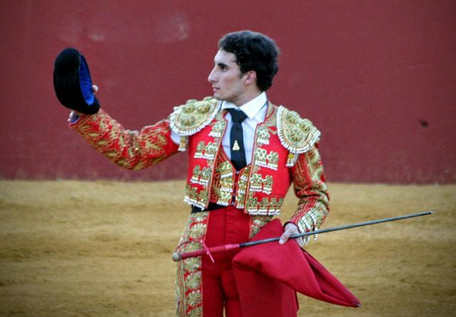 García Corbacho en Alcalá del Río