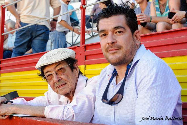 Fernando Masedo y Raúl 'Cigarrón'