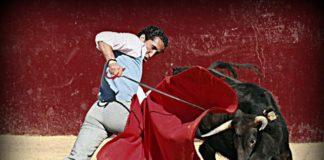 Ambel Posada tentando en Jandilla ha sido el útimo torero misterioso de nuestro juego