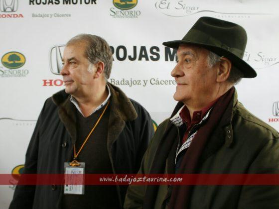 Los empresarios Chopera y Valencia